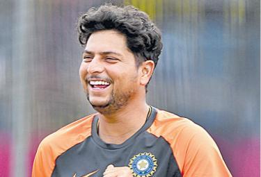 Kuldeep Yadav reaches career-best in ICC T20 rankings    - Sakshi