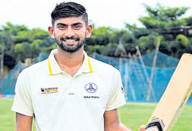 Andhra defeat the match - Sakshi