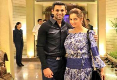 On Sania Mirza Birthday Shoaib Malik Shares Heartwarming Photo - Sakshi