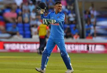 Arun Pandey Says MS Dhoni Dreaming Of Playing 2019 ICC World Cup - Sakshi