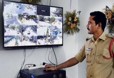 Candidates Brake Election Rules Police Will Punish - Sakshi