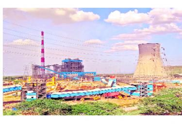 Production In KTPS 7th Phase Is Stoped - Sakshi