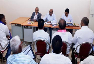 Candidates Rejection of nominations In Warangal - Sakshi