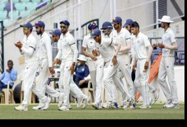 Vidarbha won the Irani Trophy for the second time in a row - Sakshi