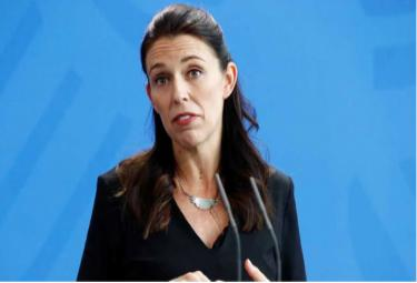 New Zealand PM Says She Will Never Speak Terrorist Name - Sakshi