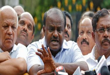 Somany Shocks In Karnataka Results - Sakshi