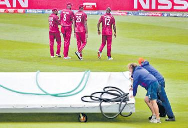 South Africa vs West Indies Practice Match 2019  - Sakshi