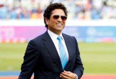Sachin world Cup Team In Five Indian Players - Sakshi