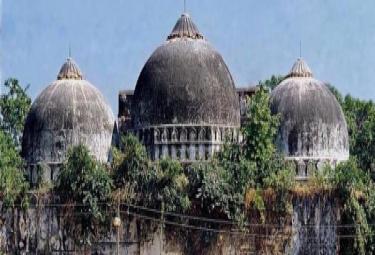 Supreme Court asks judge to deliver Babri verdict in nine months - Sakshi