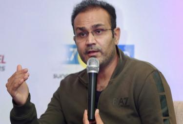 I Will Play Rohit And Ashwin Over Vihari And Kuldeep, Sehwag - Sakshi