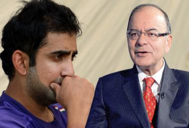 Gautam Gambhir Pays His Respects To Arun Jaitley In A Heartfelt Post - Sakshi