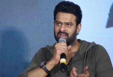 Prabhas Spoke to Media For The First Time After the Release of Saaho - Sakshi
