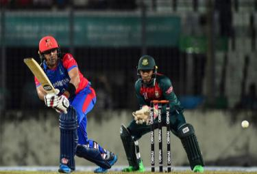 Afghanistan Won by 25 Runs Against Bangladesh - Sakshi