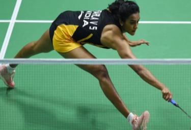 PV Sindhu Crashes Out Of China Open - Sakshi