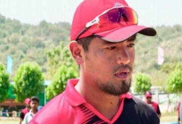 Jonathan Feels Robbed After Maiden List A Ton Deemed Invalid - Sakshi