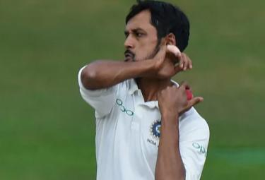 Nadeem Added To India Squad For Ranchi Test - Sakshi
