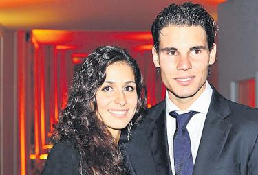 Rafael Nadal Marries Long Time Girl friend Xisca Perello In Spain - Sakshi