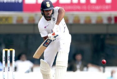 Rohit Becomes Fifth Indian Batmen Outscoring Opposition - Sakshi