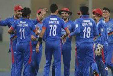Afghanistan Won The T20 Series Against West Indies - Sakshi