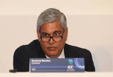 ICC Chairman Shashank Manohars term is set to end in May - Sakshi