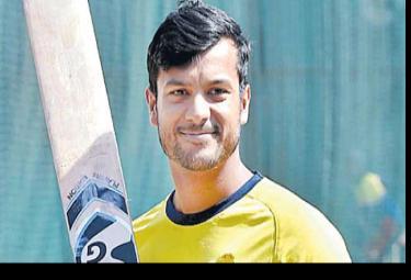 Mayank Agarwal Likely To Replace Injured Shikhar Dhawan In ODIs Against West Indies  - Sakshi
