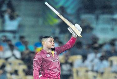 West Indies Beats India By 8 Wickets - Sakshi
