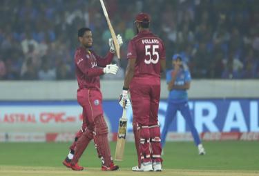 IND vs WI 1st T20: Match Update - Sakshi