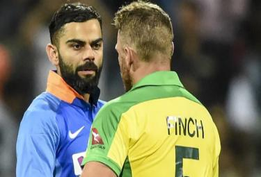 Australia Won The Toss And Elected To Bat Against India - Sakshi