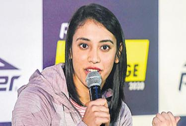 Revenue Comes From Mens Cricket And Unfair If Women Ask For Same Pay - Sakshi
