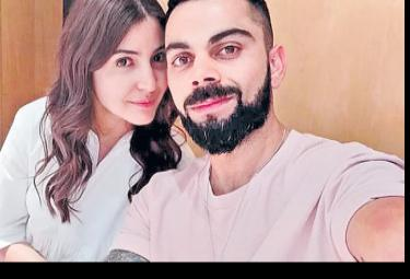 Virat Kohli And Anushka Donated Three Crore To Fight With Coronavirus - Sakshi