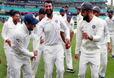Pujara Said I Want To Become An All Rounder - Sakshi