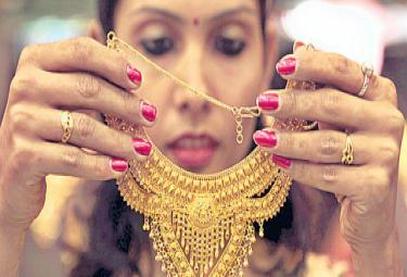 37 per cent women may turn first-time gold jewellery buyers - Sakshi