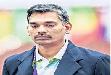 Grandmaster RB Ramesh Very Disappointed For Neglecting The Selectors - Sakshi