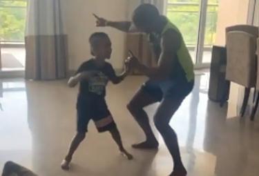 Shikhar Dhawan Dance Video: Yuzvendra Chahal Posts Wicked Reply - Sakshi