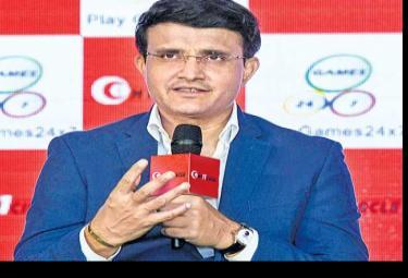 Sourav Ganguly Hopes About Quarantine Time Short For Indian Team - Sakshi