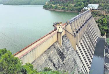 Krishna Board orders allocating Krishna water to Both Telugu States - Sakshi