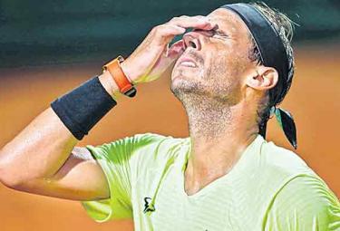 Rafael Nadal Defeated In Italian Open 2020 - Sakshi