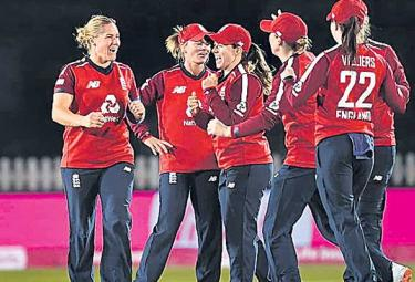 England Womens Cricket Team Won Fourth Match Against West Indies - Sakshi