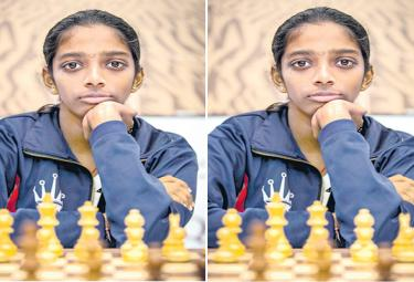 India women top Swiss system preliminary to enter quarters - Sakshi