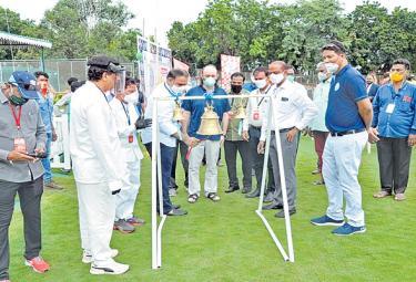 Andhra T20 tournament starts - Sakshi