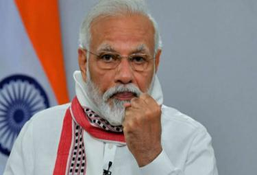Madhav Singaraju Article On PM Narendra Modi - Sakshi