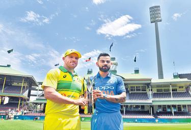 India tour of Australia 2020 to begin from November 27 - Sakshi