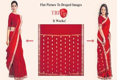 Startup develops software for displaying garment images in 3D - Sakshi