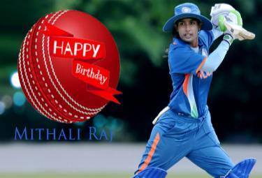 Special Story Of Leading Indian Women Cricketer Mithali Raj Birthday - Sakshi