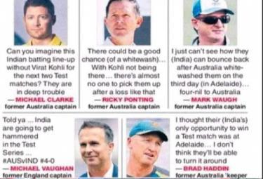 Ashwin Hilarious Roasts Australian Legends Writing Abusive Comments - Sakshi
