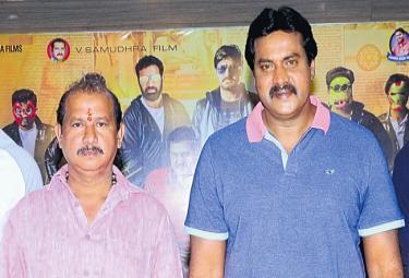 Jai Sena Movie For Farmers Sunil Says - Sakshi