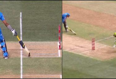 Adelaide Strikers Batsman Run Out At Both Ends In Big Bash League - Sakshi