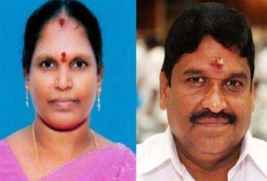 Tamil Nadu AIADMK MLA Sathya Fires On Minister Sampath - Sakshi