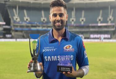 IPL 2021 MI Surya Kumar Yadav About His Maximum Six In Tourney - Sakshi