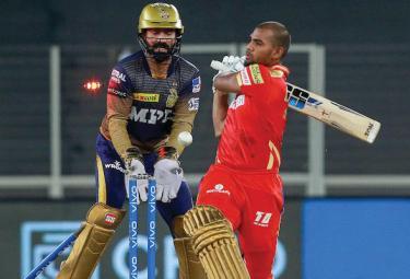 IPL 2021: Nicholas Pooran Promises To Come Back Stronger - Sakshi
